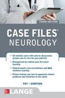 Case Files Neurology  Third Edition