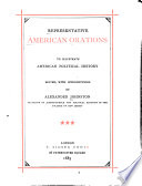 V  The anti slavery struggle  continued from v  2  VI  Secession  VII  Civil war and reconstruction  VIII  Free trade and protection Book