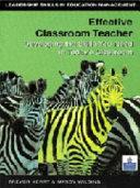 Effective Classroom Teacher
