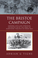 Pdf The Bristoe Campaign