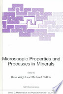 Microscopic Properties And Processes In Minerals Book PDF