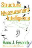 The Structure And Measurement Of Intelligence Book PDF