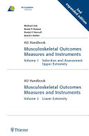 Pdf Musculoskeletal Outcomes Measures and Instruments Telecharger