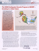 The USGS Earthquake Hazards Program in NEHRP  Investing in a Safer Future  U S  Geological Survey  USGS Fact