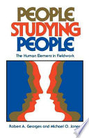 People Studying People Book PDF