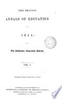 The British Annals of Education for