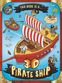 This Book is a       3D Pirate Ship