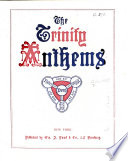 The Trinity Anthems Book