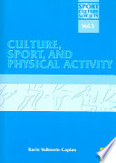 Culture Sport And Physical Activity