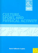 Culture, Sport, and Physical Activity