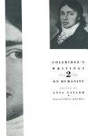 Coleridge's Writings