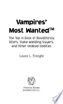 Vampires' Most Wanted