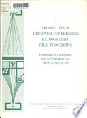 Second Image Receptor Conference
