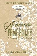 Her Summer at Pemberley Book PDF