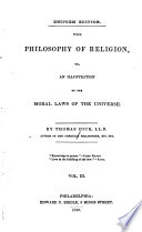 The philosphy of religion Book