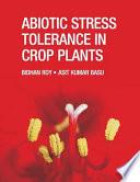 Abiotic Stress Tolerance in Crop Plants