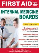 First Aid for the Internal Medicine Boards, 3rd Edition Pdf/ePub eBook