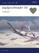 Jagdgeschwader 54 'Grünherz' Pdf/ePub eBook