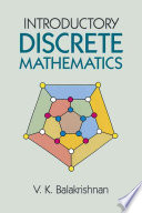 Cover of Introductory Discrete Mathematics