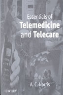 Essentials Of Telemedicine And Telecare Book PDF