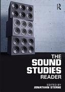 The Sound Studies Reader