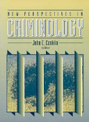 New Perspectives in Criminology