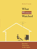 What Women Watched Pdf/ePub eBook