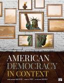 American Democracy in Context Pdf/ePub eBook