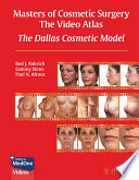 Masters of Cosmetic Surgery   The Video Atlas