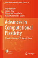 Advances in Computational Plasticity