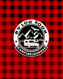 RV Log Book Camping Journal