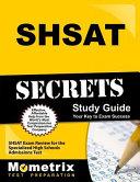 Shsat Secrets Study Guide