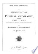 The Students Atlas Of Physical Geography Book PDF