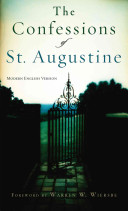 The Confessions of St  Augustine Book