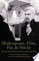 Shakespeare, Film, Fin de Siecle Pdf/ePub eBook