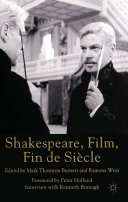 Shakespeare, Film, Fin de Siecle Pdf
