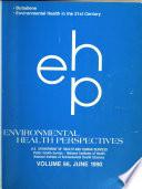 Environmental Health Perspectives Book