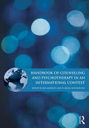 Pdf Handbook of Counseling and Psychotherapy in an International Context Telecharger