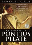 Memoirs of Pontius Pilate
