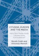 Citizens, Europe and the Media