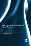 Pdf New Directions in the Sociology of Human Rights