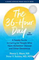 The 36 Hour Day Book