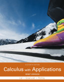 Calculus with Applications, Brief Version