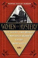 Women of Mystery