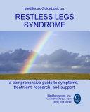 Medifocus Guidebook On Restless Legs Syndrome Book PDF