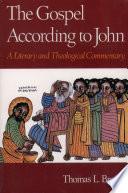 The Quest for the Origin of John s Gospel