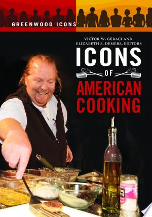 [pdf - epub] Icons of American Cooking - Read eBooks Online