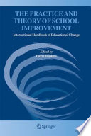 The Practice And Theory Of School Improvement