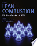 Lean Combustion Book