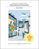Cover of ISE Advertising And Promotion: Integrated Marketing Communications Perspective